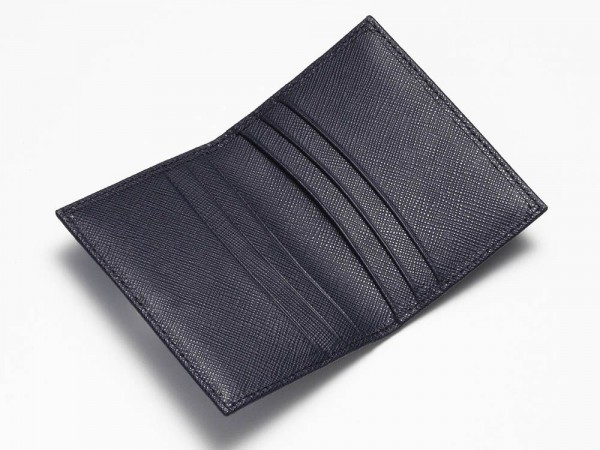 Saffiano Card Wallet