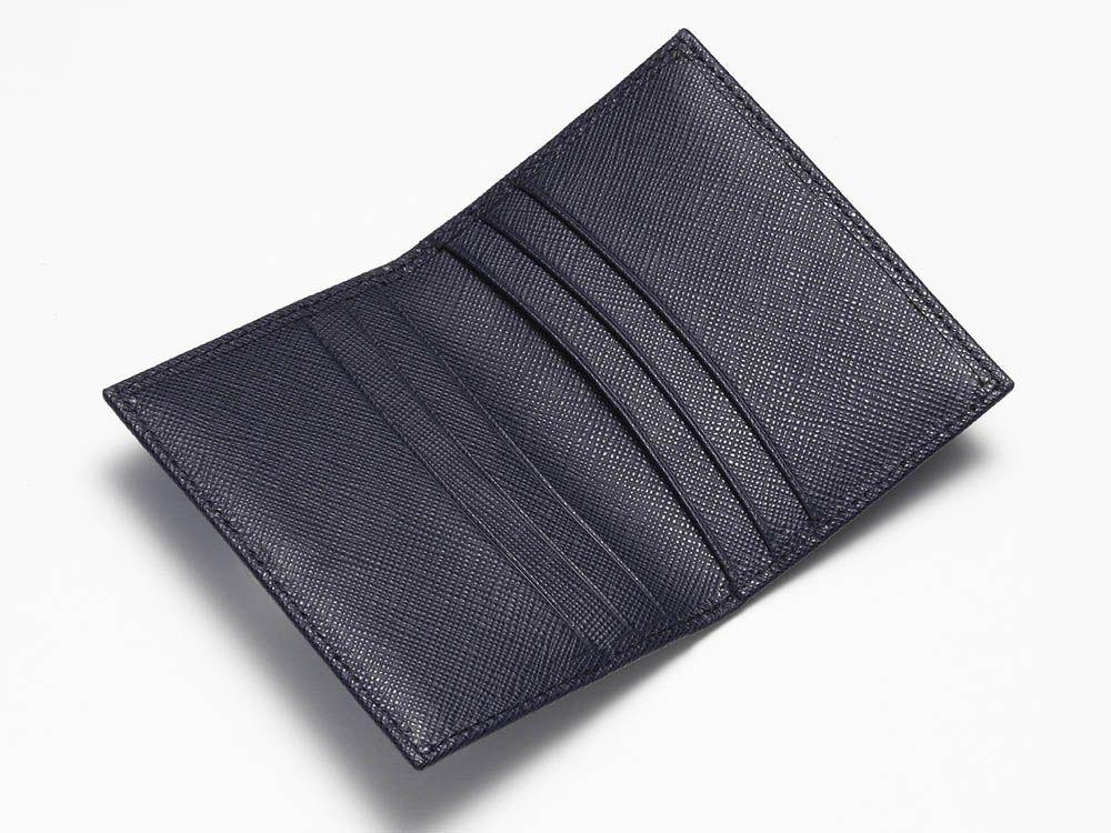 Saffiano Card Wallet